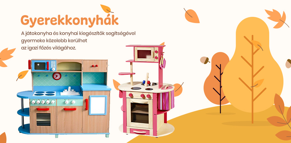 Inlea - Gyerekkonyhák