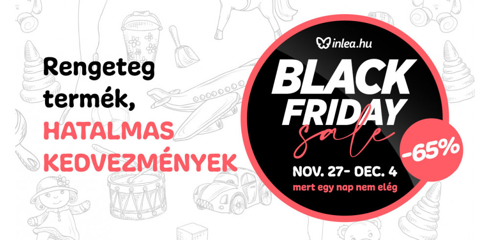 Inlea - Black Friday