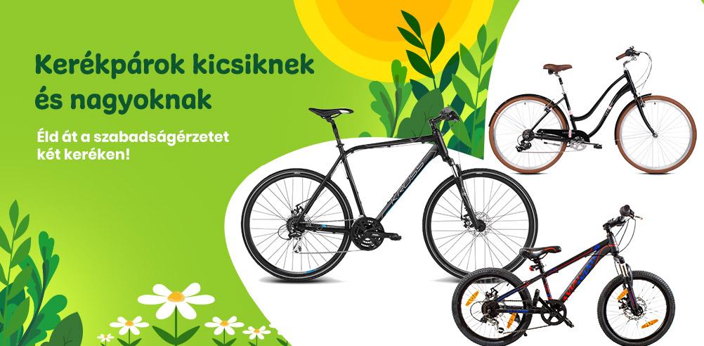 Inlea - Kerékpárok