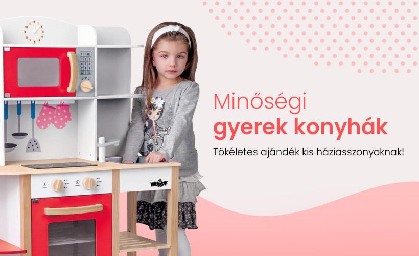 Inlea - Minőségi gyerek konyhák