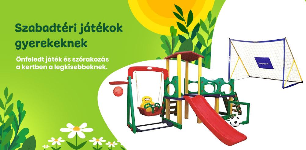 Inlea - Szabadtéri játékok