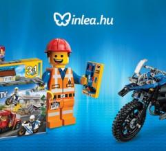 Az életre kelthető LEGO játékok kora megérkezett!