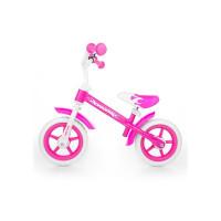 "Milly Mally Dragon futóbicikli 10"" - pink"
