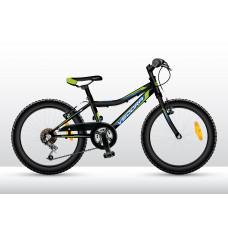 """Vedora Intro 200 kisfiú kerékpár 20"""" Előnézet"""