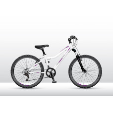 Vedora Mad speed 200 kislányos kerékpár 24¨ Előnézet