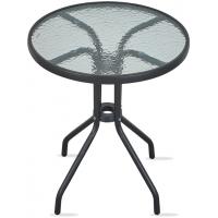 Kerti asztal MR4350DGY 70x60 cm
