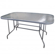 Kerti asztal Linder Exclusiv MILANO MC33083 110 x 70 cm Előnézet