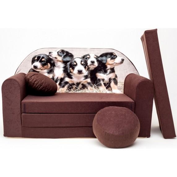 Gyerek kanapé - kiskutyás