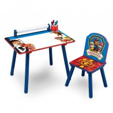 Rajzolóasztal székkel - Mancs őrjárat  Előnézet
