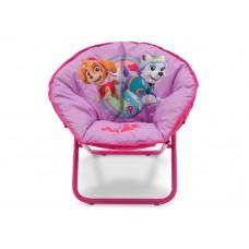 Összecsukható pihenő szék - Mancs őrjárat pink Előnézet