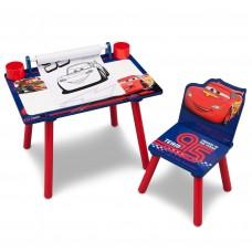 Rajzolóasztal székkel - Verdák  Előnézet