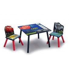 Gyerekasztal székekkel - Verdák 2  Előnézet