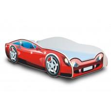 Auto Speedy Gyerekágy - piros Előnézet