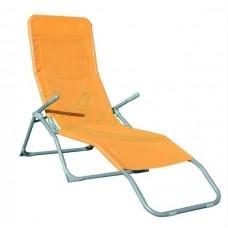 InGarden SIESTA napozóágy - Narancssárga Előnézet