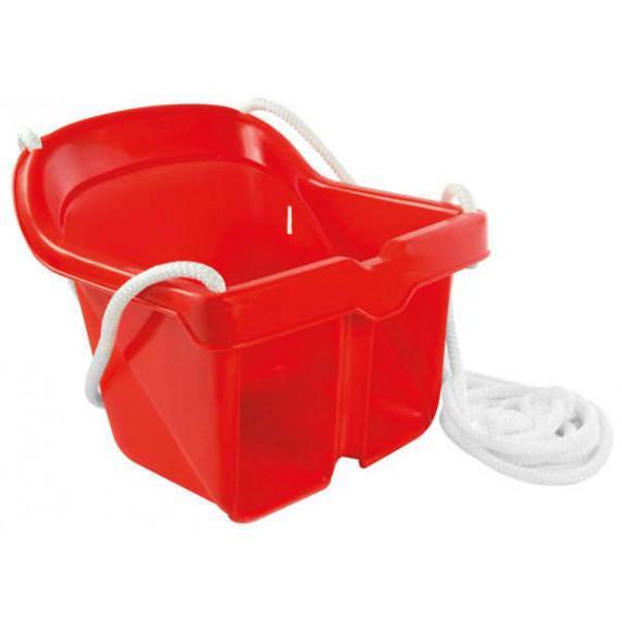 Gyerekhinta műanyag Inlea4Fun - piros