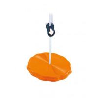Tányérhinta Inlea4Fun - Narancsárga