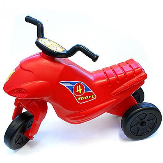 Inlea4Fun Enduro kismotor M méret - piros