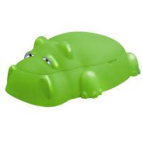 Inlea4Fun Hipolit homokozó tetővel - Zöld