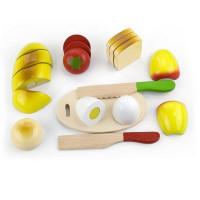 Fa szeletelhető ételek faládában kiegészítőkkel Inlea4Fun 56219