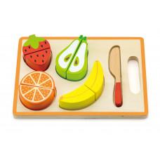 Inlea4Fun fa szeletelhető gyümölcsök kiegészítőkkel Előnézet