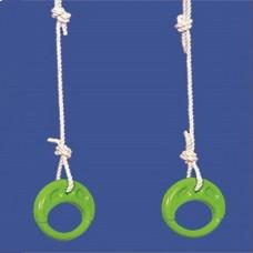Inlea4Fun játék tornagyűrű kötéllel Előnézet