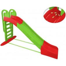 Inlea4Fun Vizes csúszda kapaszkodóval -zöld Előnézet