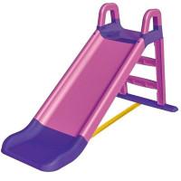 Csúszda kapaszkodóval 140 cm Inlea4Fun - pink