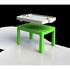 Inlea4Fun EMMA Műanyag gyerekaszal léghokival - Zöld Előnézet