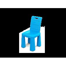 Inlea4Fun EMMA Műanyag gyerekszék - Kék Előnézet