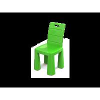 Inlea4Fun EMMA Műanyag gyerekszék - Zöld