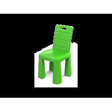 Inlea4Fun EMMA Műanyag gyerekszék - Zöld Előnézet