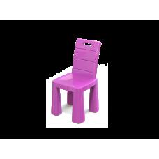 Inlea4Fun EMMA Műanyag gyerekszék - Rózsaszín Előnézet