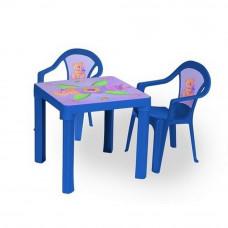 Inlea4Fun szett - kisasztal 2 székkel Előnézet