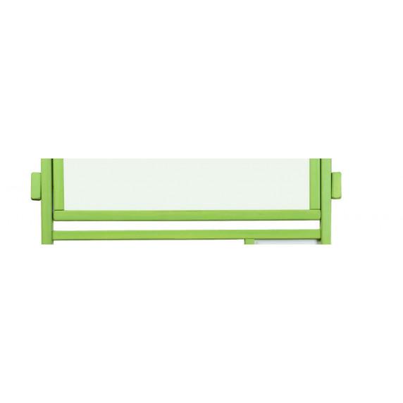 Inlea4Fun MAX állítható rajztábla - Zöld