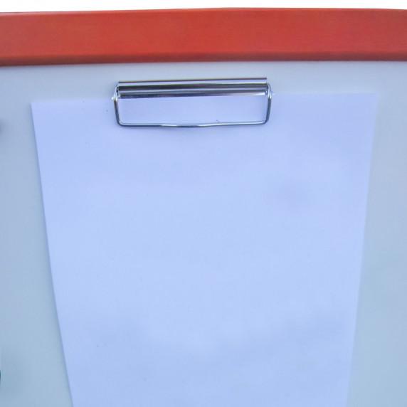 Inlea4Fun MERSI állványos mágnes- és rajztábla - Színes