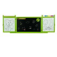 Inlea4Fun FIRST SCHOOL fali rajztábla - Zöld