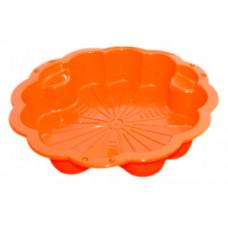Inlea4Fun Margaréta homokozó - narancssárga Előnézet