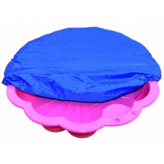 Inlea4Fun Margaréta homokozó takaróval - rózsaszín