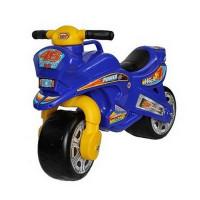 Inlea4Fun lábbal hajtós kismotor - Kék