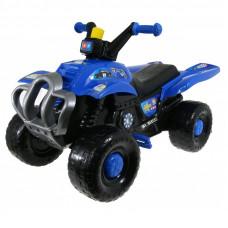 Inlea4Fun Big Quad pedálos négykerekű jármű - Kék Előnézet