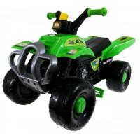 Pedálos négykerekű jármű Inlea4Fun Big Quad - Zöld