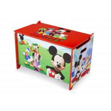 Játéktároló faláda - Mickey egeres Előnézet