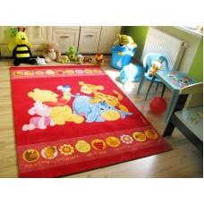 Baby Micimackó szőnyeg 140 x 200 cm Előnézet