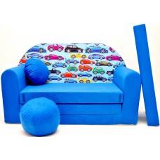 Gyerek kanapé - autós Előnézet