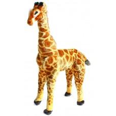 Plüss zsiráf álló 91 cm Előnézet