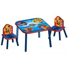 Gyerekasztal székekkel - Mancs őrjárat  Előnézet