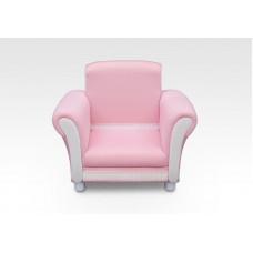 Rózsaszín gyerekfotel Előnézet