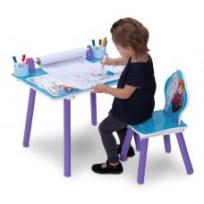 Rajzolóasztal székkel - Jégvarázs  Előnézet