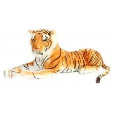Plüss tigris fekvő 105 cm Előnézet