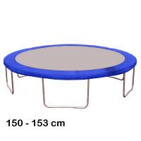 Rugótakaró 150 cm átmérőjű trambulinhoz AGA - Kék